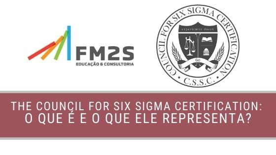 The Council for Six Sigma Certification O que é e o que ele representa